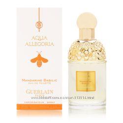 Guerlain Aqua Allegoria Mandarine Basilic Bergamote Pamplelune идр Оригинал