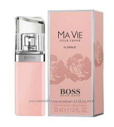Hugo Boss Ma Vie Pour Femme Florale New все виды Парфюмерия оригинал