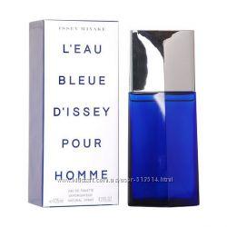 Issey Miyake L&acuteEau Bleue D&acuteIssey и другие видыПарфюмерия оригинал