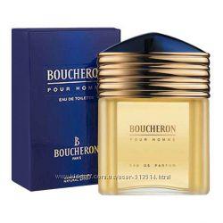 Boucheron Pour Homme все виды Парфюмерия оригинал