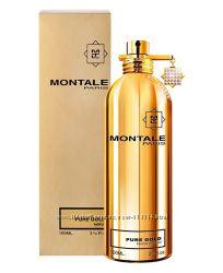 Montale Pure Gold и весь ассортимент Фото Парфюмерия оригинал