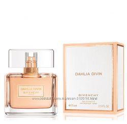 Givenchy Dahlia Divin все виды Парфюмерия оригинал