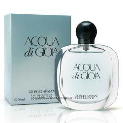Giorgio Armani Acqua di Gioia все виды Парфюмерия оригинал