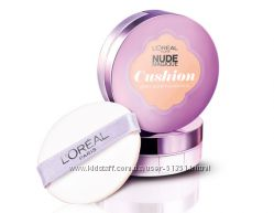 Loreal Nude Magique Cushion Foundation Тональная основа Косметика оригинал