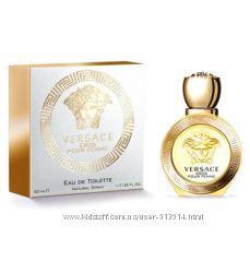 Versace Eros Pour Femme eau de Toilette New и другие Парфюмерия оригинал
