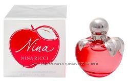 Nina Ricci Nina Luna Leau Delices Tentation и все виды Парфюмерия оригинал