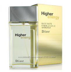 Christian Dior Higher Energy все виды Парфюмерия оригинал