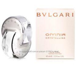 Bvlgari Omnia Crystalline весь ассортимент Парфюмерия оригинал