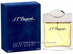 Dupont pour homme и другие Парфюмерия оригинал