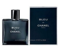 Chanel Bleu De Chanel весь ассортимент Парфюмерия оригинал