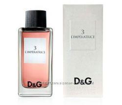 Dolce&Gabbana Anthology L Imperatrice 3 и другие Парфюмерия оригинал