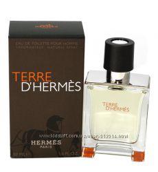 Hermes Terre d&acuteHermes все виды Парфюмерия оригинал