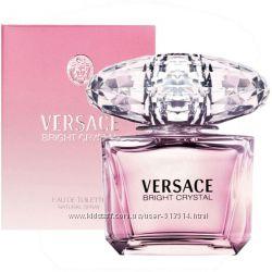 Versace Bright Crystal и другие Парфюмерия оригинал