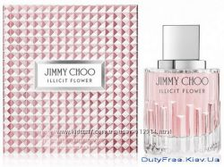 Jimmy Choo Illicit Flower все виды Парфюмерия оригинал