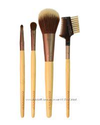 3Кисти для макияжа Ecotools, США, цены минимальные