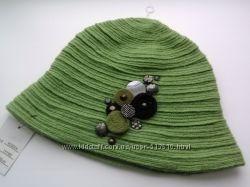 Шапочка  шляпа  демисезонная размер 56