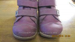 Демисезонные ботинки Ortopedia на девочку, р. 25