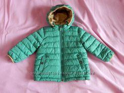 Двухсторонняя деми куртка BabyGAP