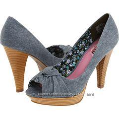 Продам туфли с открытым носочком. Размер 40-40. 5