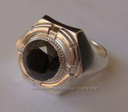 Кольцо 3131Г, серебро 925 пробы, кубический цирконий, распродажа.