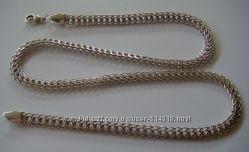 Цепь Итальянка, вес 38, 8г. , серебро 925 пробы, распродажа.
