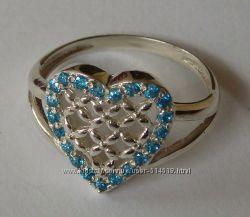 Кольцо К00748М, серебро 925 пробы, распродажа.