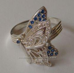 Кольцо Кф912М, серебро 925 пробы, распродажа.