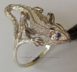 Кольцо 14780ММ, серебро 925 пробы, распродажа.