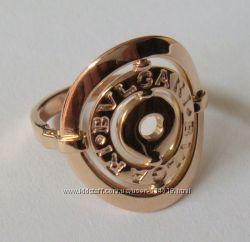 Кольцо BVLGARI копия 1, золото 585 проба