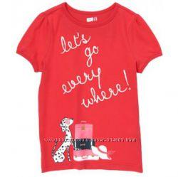 Классные футболки crazy8  в наличии 4, 5-6 лет