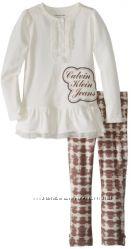 Модные комплекты Calvin Klein для девочек в наличии