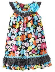 Летние платьица, сарафанчики, комплекты . 1-6 лет