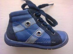 Кожаные ботиночки демисезон
