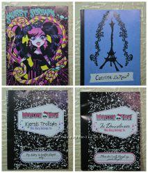 Monster High & Ever After High дневники