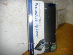 Оригинальный Samsung Galaxy Note 2 Titanium Protective Flip Cover