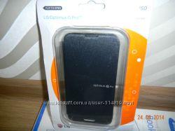 Оригинальный флип чехол Quick Cover CCF-210 для LG Optimus G Pro