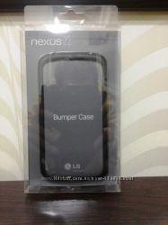Официальный Google чехол бампер для LG Nexus 4 CCH-190