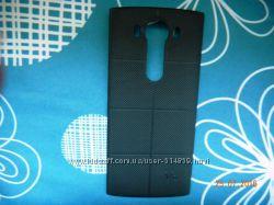 Официальная задняя крышка для LG V10  black