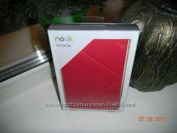 Оригинальная обложка Tasume Stand Cover In Crimson для Nook HD