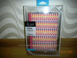 Обложка Iluv Festival Notebook Folio Case для Amazon Kindle Touch