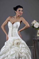 Весільна сукня українського бренду Тюліпія