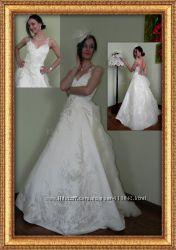 Весільна випускна сукня