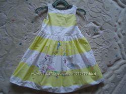Продам красивезне фірмове плаття для маленької принцеси 6-7х років