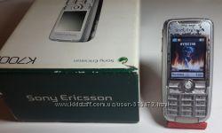 Sony Ericsson k700i полный комплект