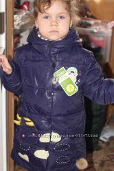 Новая. Куртка детская теплая модная на мальчика девочка в наличии дешево