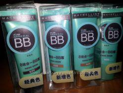Тональный крем Maybelline Pure BB Mineral