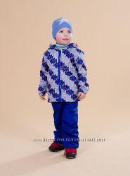 Ветровка и брюки на флисе для мальчика рост 92-116
