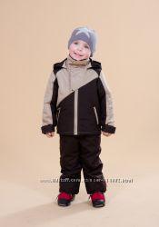 Куртка и брюки демисезонные для мальчика рост 92-134