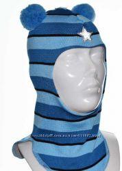 Демисезонные шлемики для мальчика