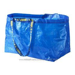 Объемные хозяйственные сумки, IKEA